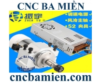 Bộ Spindle 300W ER11 12.000RPM 48VDC